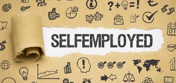 self-employment boom